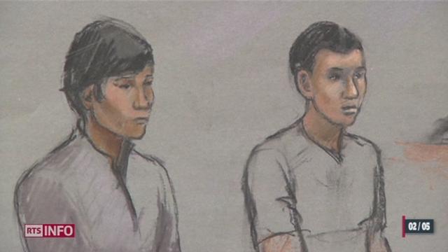 Attentats de Boston: les trois nouveaux suspects seraient des amis de l'un des deux frères Tsarnaev [RTS]
