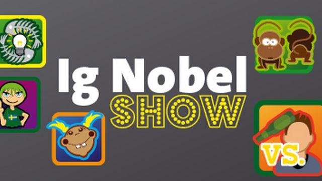 Le IgNobel show a Genève - 2013 [Ig Nobel]