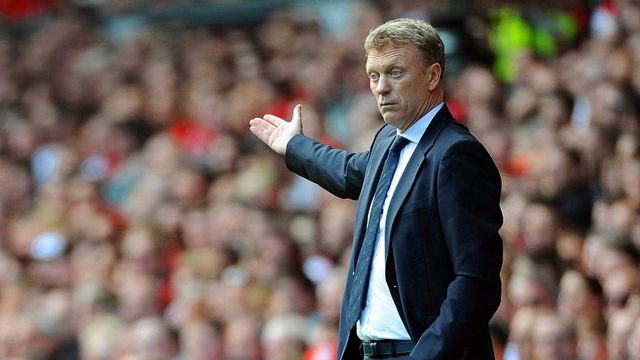 David Moyes. [Peter Powell - EPA/Keystone]