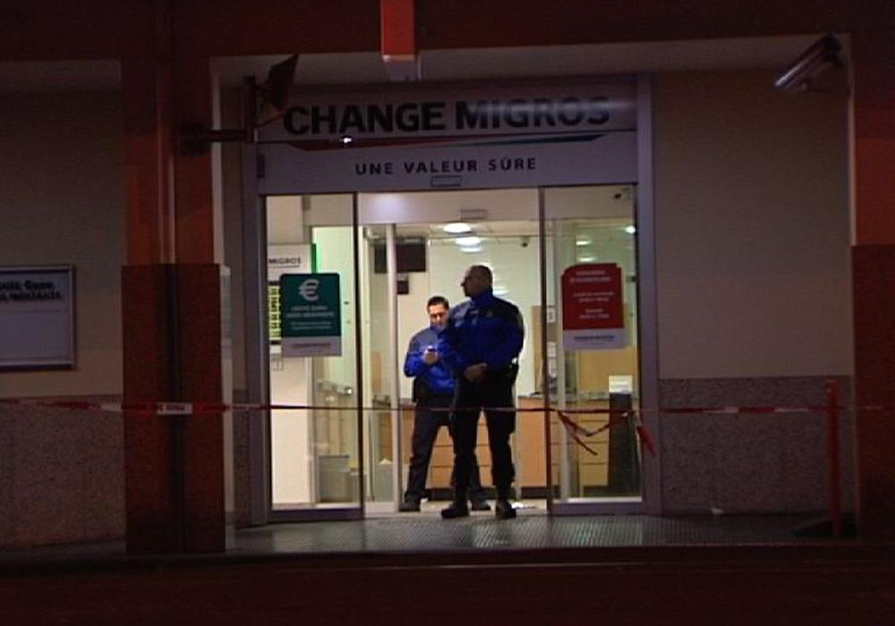 Le braquage spectaculaire d un bureau de change genevois jugé à