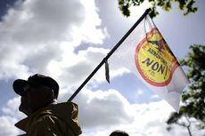 The draft Notre-Dame-des-Landes has been postponed several times.  [Jean-Sebastien Evrard - AFP]