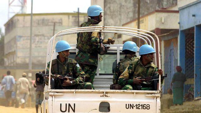 L'ONU refuse pour l'instant de reconnaître sa responsabilité dans la propagation du choléra en Haïti. [SIMON MAINA  - AFP]
