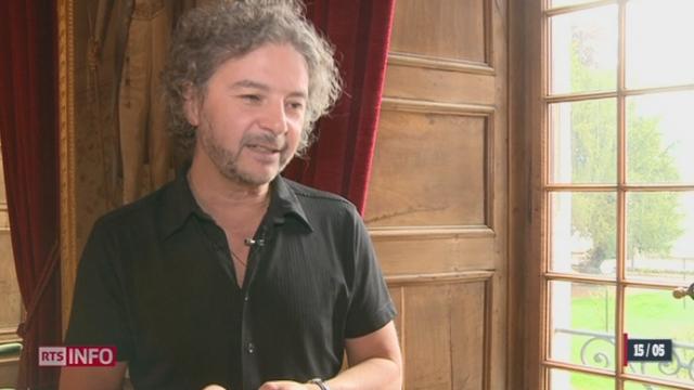 Daniele Finzi Pasca a été désigné pour concevoir la prochaine Fête des vignerons à Vevey, en 2019 [RTS]