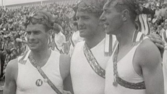 Lausanne 1951 [RTS]