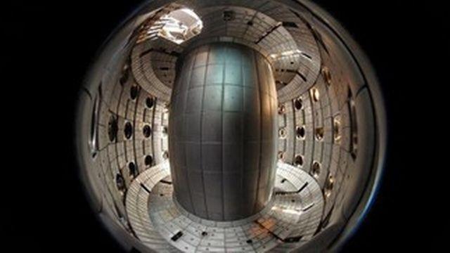le Tokamak de l'EPFL (fusion nucléaire) [EPFL]