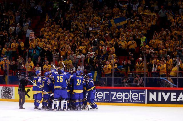 Les Suédois auront le droit de se battre pour l'or devant leur public. [Arnd Wiegmann - Reuters]