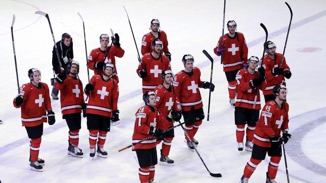 La Suisse se retrouve à soixante minutes du titre. [SALVATORE DI NOLFI - Keystone]
