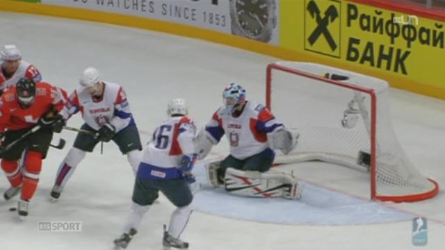 Hockey - Championnats du monde: retour sur l'incroyable tournoi qu'a effectué l'équipe de Suisse [RTS]