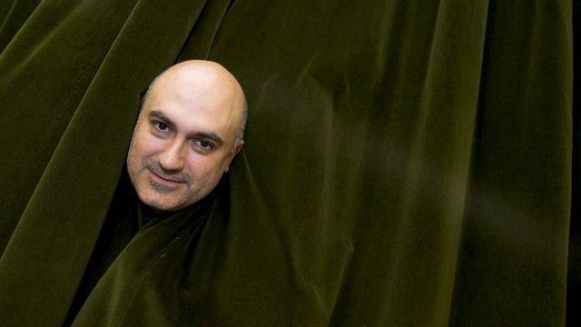 """Le Catalan Calixto Beito met en scène """"War Requiem"""" au Theater Basel. [Guido Manuilo - EPA - Keystone]"""