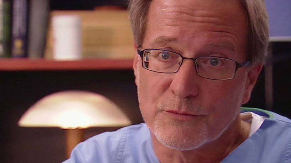 Professeur Marc Germond, CPMA Lausanne. [RTS]