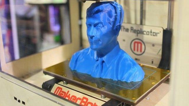 Imprimantes 3D. [Dan Nosowitz]