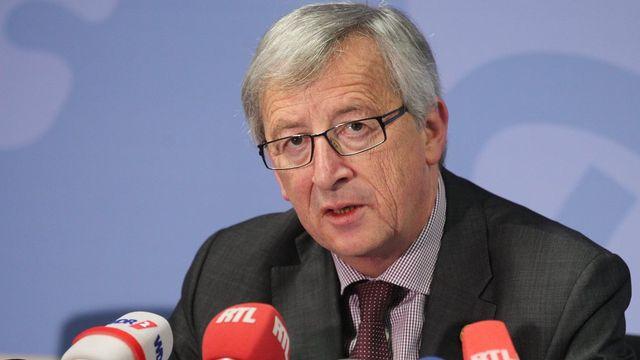 Jean-Claude Juncker, Premier ministre du Luxembourg. [AP Photo/Yves Logghe - Keystone]