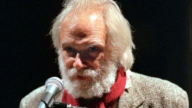 Georges Moustaki est mort à l'âge de 79 ans [EPA/Katja Lenz - Keystone]