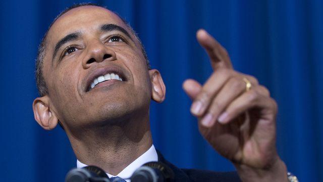 Barack Obama envisage la fin de la guerre contre le terrorisme. [Saul Loeb - AFP]