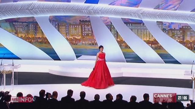 """Festival de Cannes: la Palme d'or est revenue à """"La Vie d'Adèle"""" du franco-tunisien Abdellatif Kechiche [RTS]"""