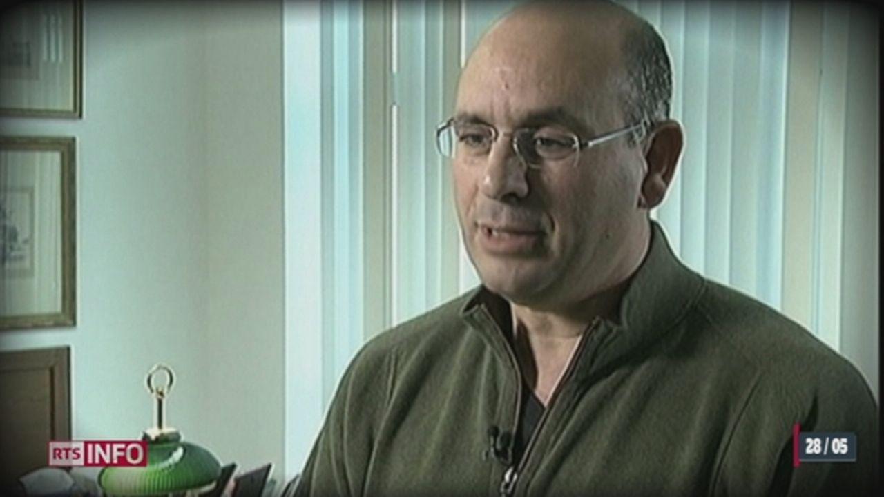 Riadh Ben Aïssa, un grand patron canadien, est en prison préventive depuis plus d'un an en Suisse [RTS]