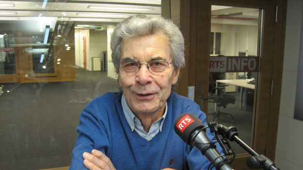 Claude Torracinta: l'histoire au présent
