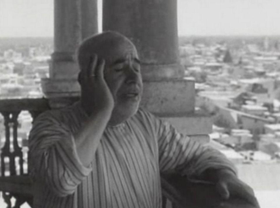 """""""Regards sur l'islam"""" - Escale au Proche-Orient - 19 décembre 1962. [RTS]"""