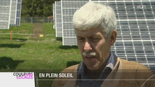 Jura bernois: la centrale photovoltaïque de Mont-Soleil développe des batteries au lithium [RTS]