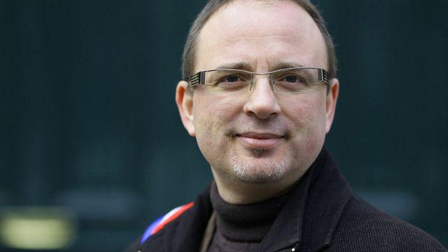 Le député socialiste français Yann Galut. [Kenzo Tribouillard - AFP]