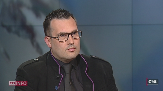Espionnage sur le web aux USA: les précisions de Sébastien Fanti, avocat [RTS]