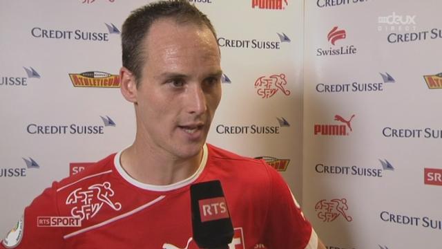 Interview de Steve Von Bergen [RTS]