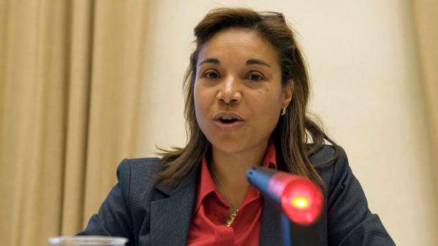 Catherine Fiankan Bokonga. [UN Photo Geneva]