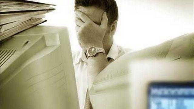 Un employé sur sept en Suisse a souffert une fois dans sa vie professionnelle de dépression.