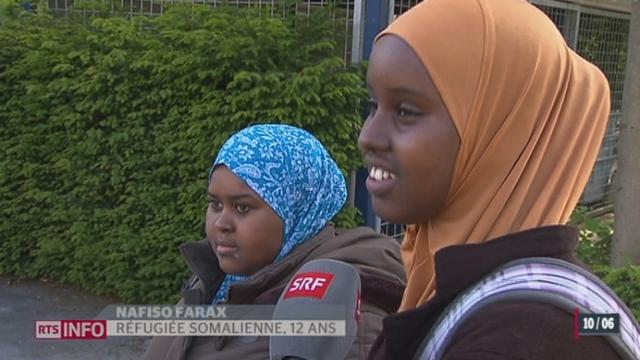 Le canton de St-Gall recommande aux écoles d'interdire le port du foulard [RTS]