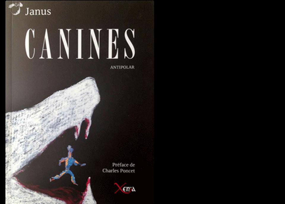 Le livre Canines sur l'affaire Luca