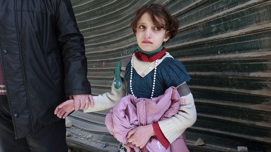 Ados syriennes mariées de force pour échapper à la vie de réfugié 4979582