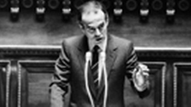 Robert Badinter [Pierre Guillaud - AFP]