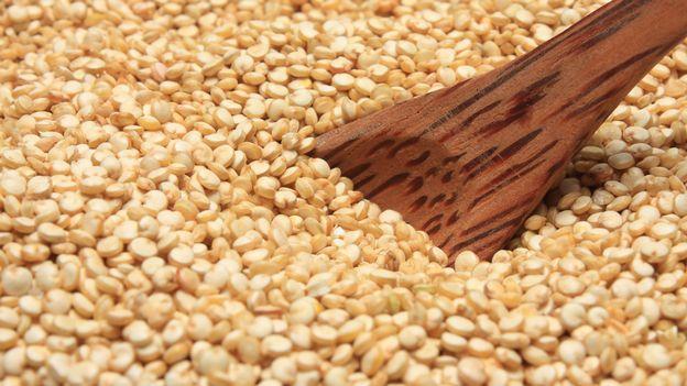 C'est tendance! – Le quinoa