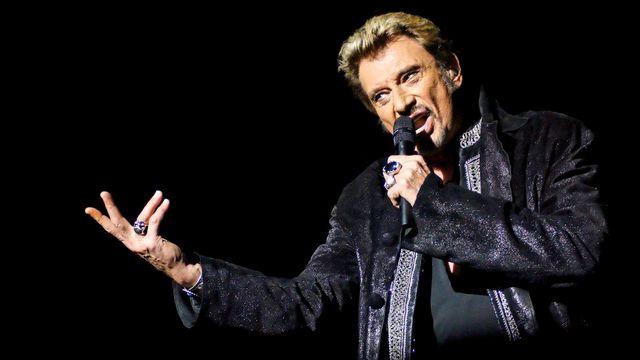 Johnny Hallyday fête ce samedi 15 juin ses 70 ans. [Eric Bomal - Keystone]