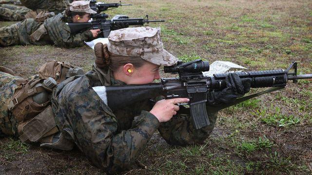 Le service militaire sera bientôt obligatoire pour les hommes comme les femmes en Norvège. [Scott Olson - AFP]