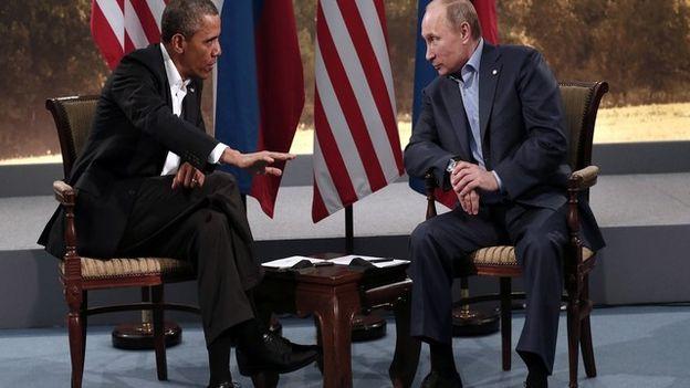 Rencontre Obama-Poutine : vers une alliance de raison contre l'EI en Syrie ?