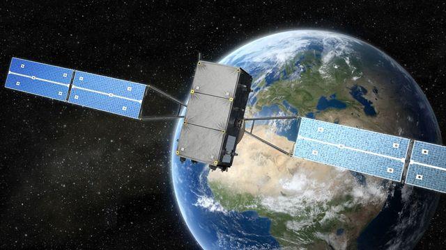 satellite Galileo [ESA]