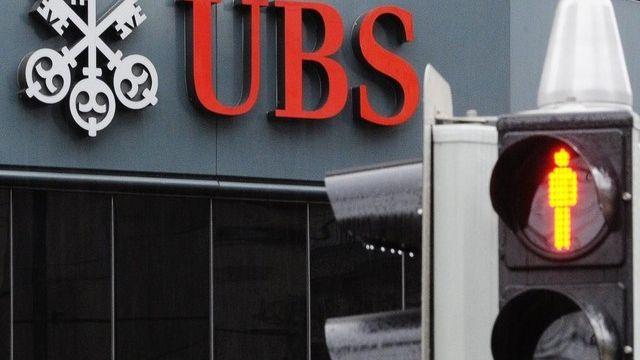 UBS a déjà payé une amende de 1,4 milliard de francs dans le cadre du scandale du Libor. [Steffen Schmidt - Keystone]