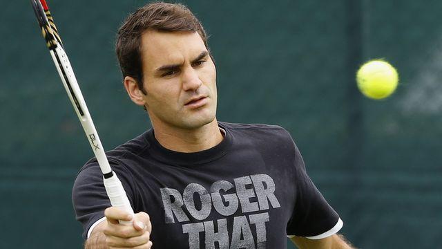 Federer se souvient très bien de son 1er titre du Grand Chelem, en 2003 [Kirsty Wigglesworth - Keystone]