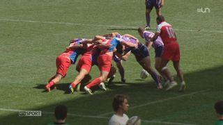 Rugby à 7: découverte de ce sport qui sera présent aux Jeux Olympiques 2016 [RTS]