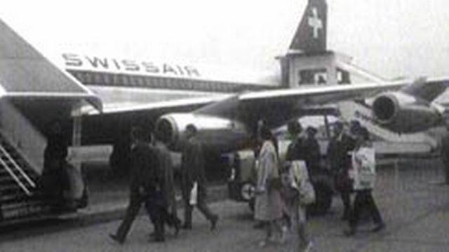 Swissair.