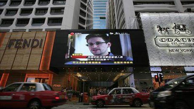 Edward Snowden a quitté Hong Kong pour Moscou dimanche. [AP Photo]