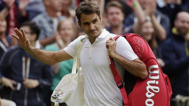 Roger Federer est attendu au tournant après son cuisant revers face à Stakhovsky. [Anja Niedringhaus - Keystone]