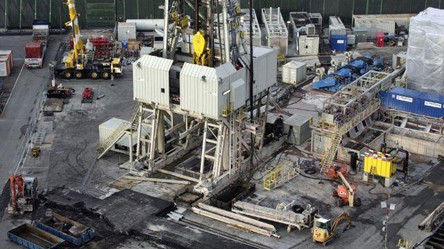 En Suisse, la géothermie profonde semble être LA solution pour produire de l'énergie à la place du nucléaire. [georgios kefalas - Keystone]