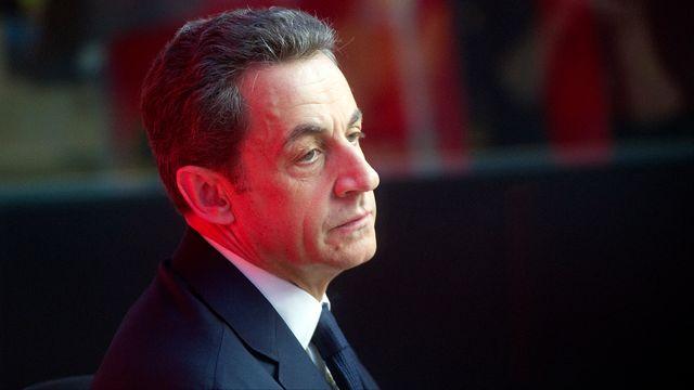 Nicolas Sarkozy serait impliqué dans une affaire de commissions occultes ayant servi a financer la campagne présidentielle d'Edouard Balladur en 1995. Nicolas Sarkozy était alors ministre du Budget. [Lionel Bonaventure - AFP]