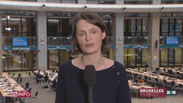 L'Europe débloque 10 milliards de francs pour lutter contre le chômage des jeunes [RTS]