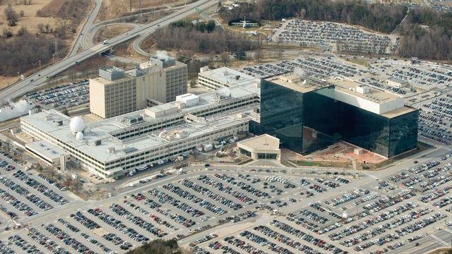 Le site de la NSA. [Saul Loeb / AFP]