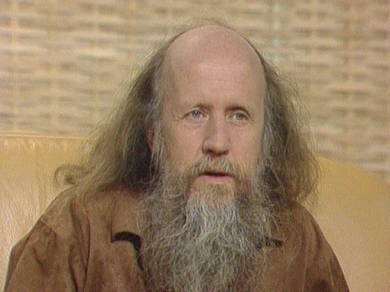 L'astrophysicien canadien Hubert Reeves en 1982.