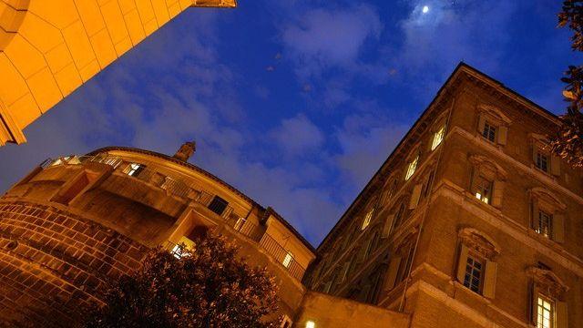 La banque du Vatican (IOR). [Gabriel Bouys - AFP]