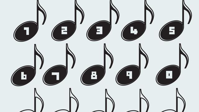La musique et les mathématiques sont étroitement liées. [ComZeal - Fotolia]